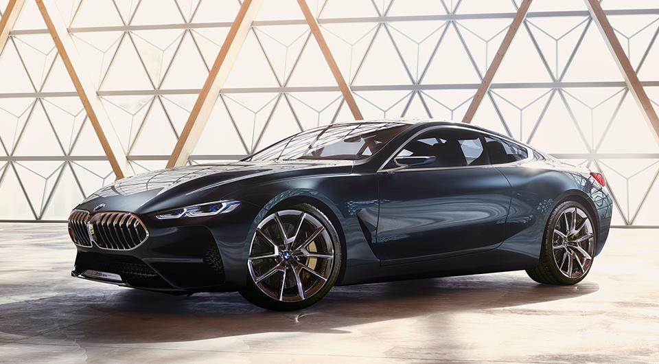 Concept: BMW 8er Coupé – Rückkehr einer Ikone