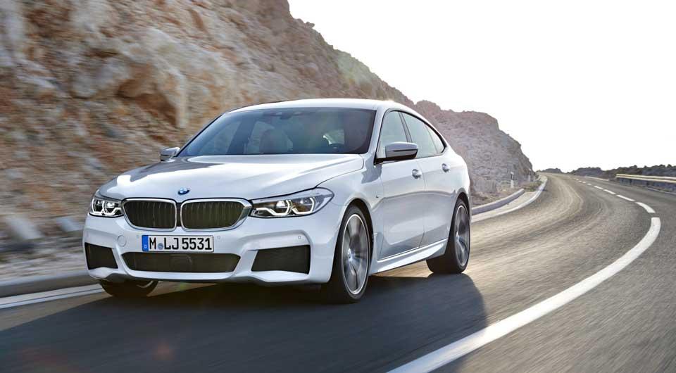 Der neue BMW 6er Gran Turismo. Klassenaufstieg.
