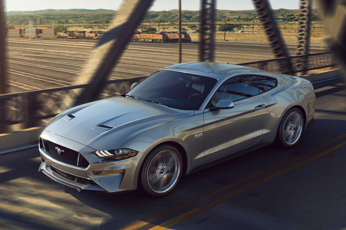 Ford Mustang GT - 2018