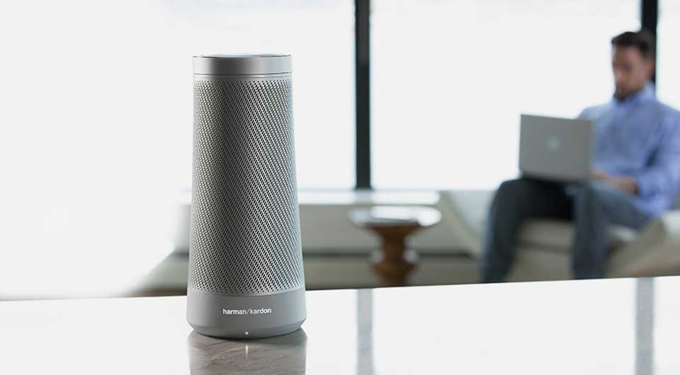 Invoke – Microsoft Assistent Cortana kommt in Lautsprecher-Form von Harman Kardon