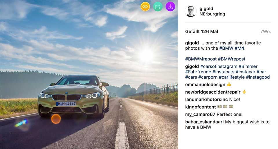 Instagram: einfacher Bild-Download dank Plugin