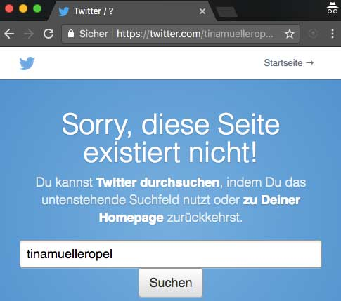 Hacker-Angriff: Opel Marketing-Chefin löscht Twitter Account