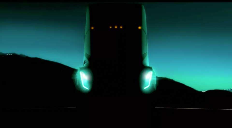 Tesla zeigt ersten Teaser zum Lkw, doch die Revolution wird steinig